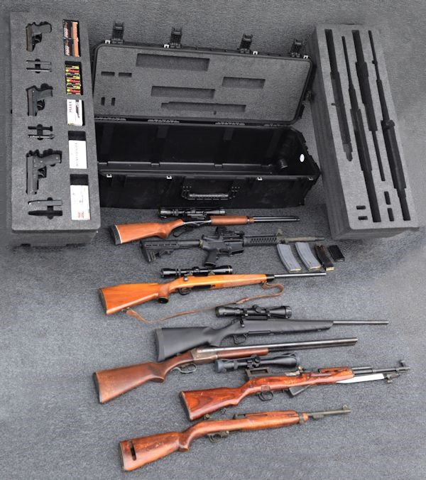 Cases To Carry Transport Ship Guns And Weapons